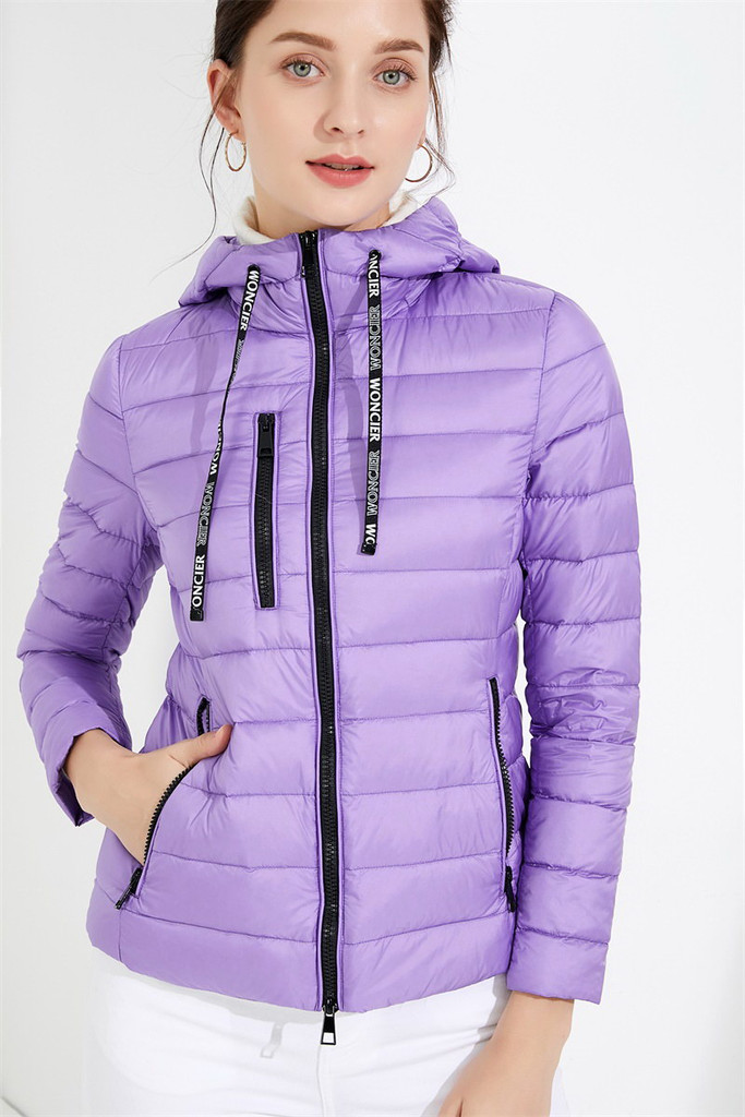 Ladies lightweight down jacket FO-0719-3