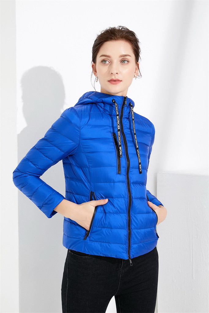 Ladies lightweight down jacket FO-0719-4
