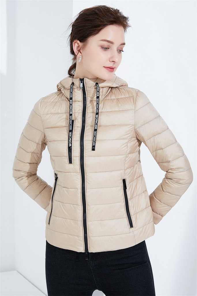 Ladies lightweight down jacket FO-0719-5
