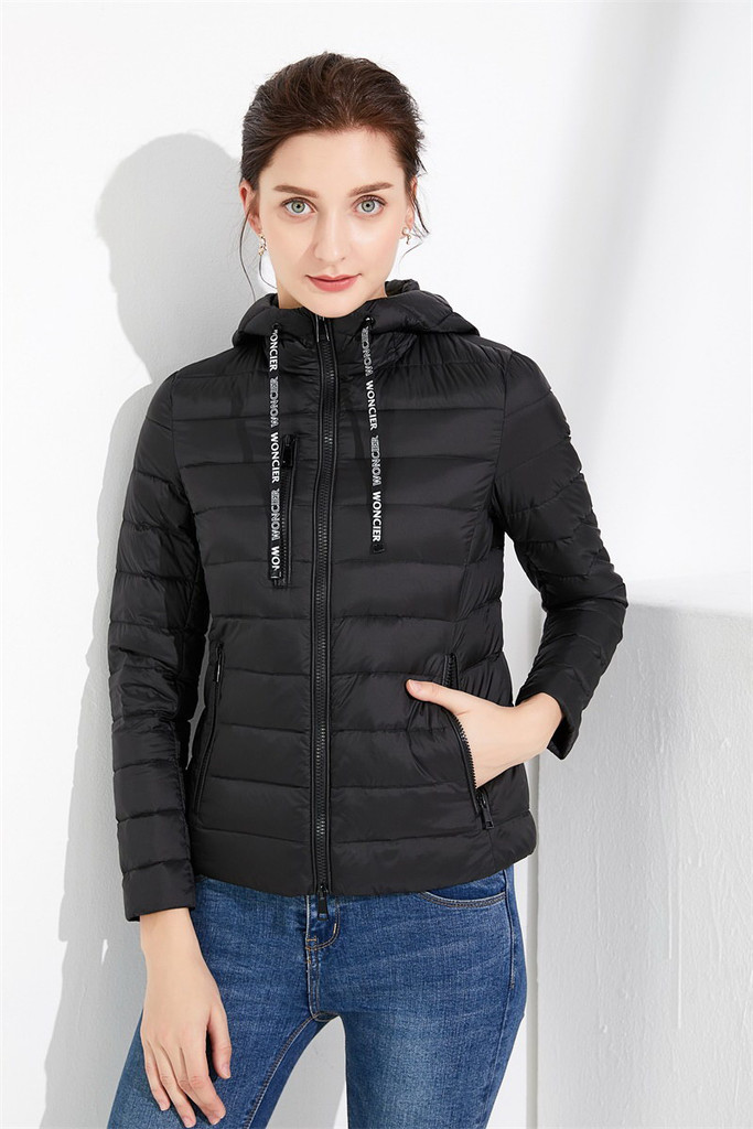 Ladies lightweight down jacket FO-0719-6