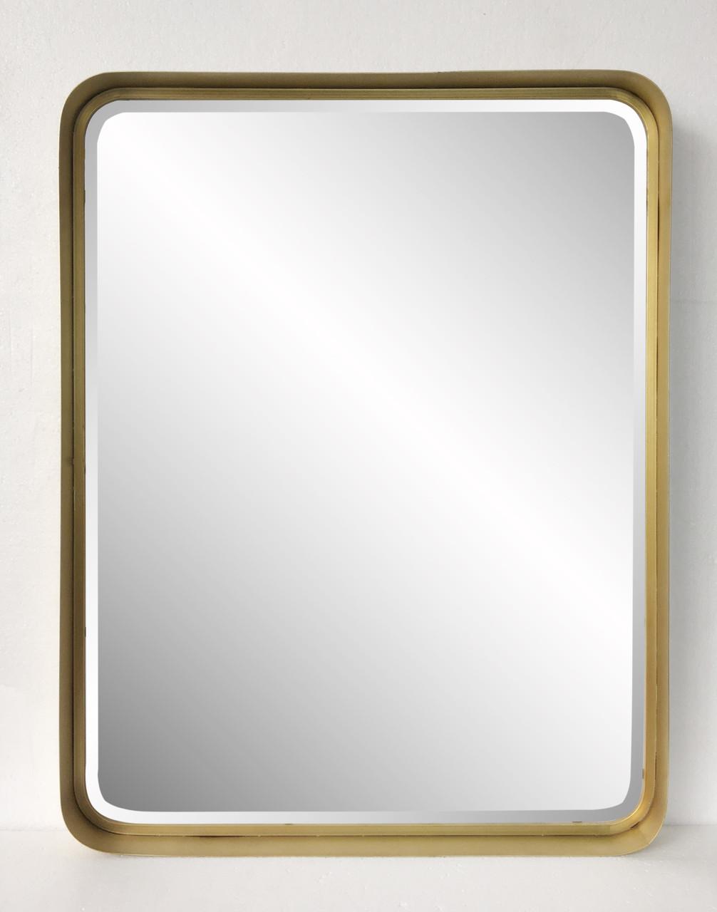 Tray Gold Iron Metal Vanity Mirror Sbc Decor