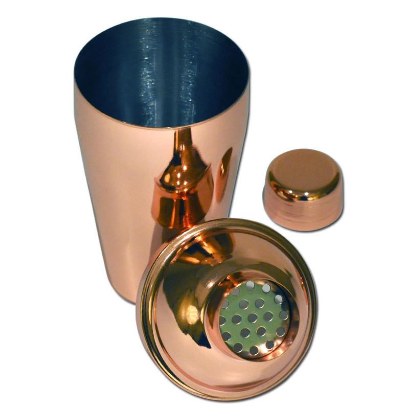 Copper Cocktail Shaker Profile 1