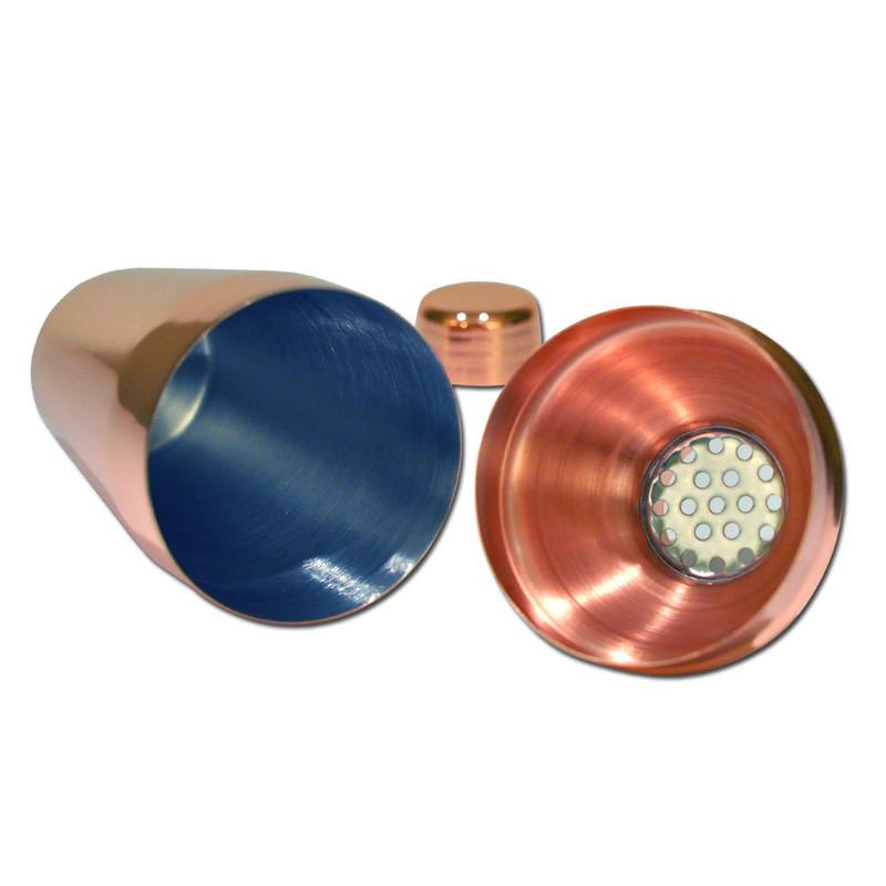 Copper Cocktail Shaker Profile 2