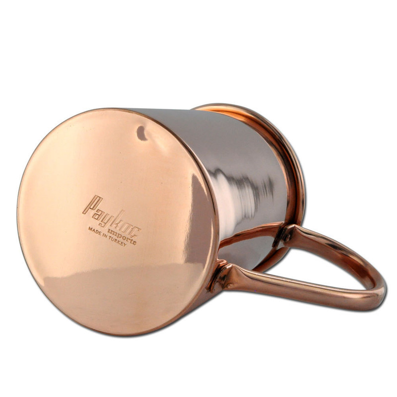 16oz Solid Copper Standard Tankard