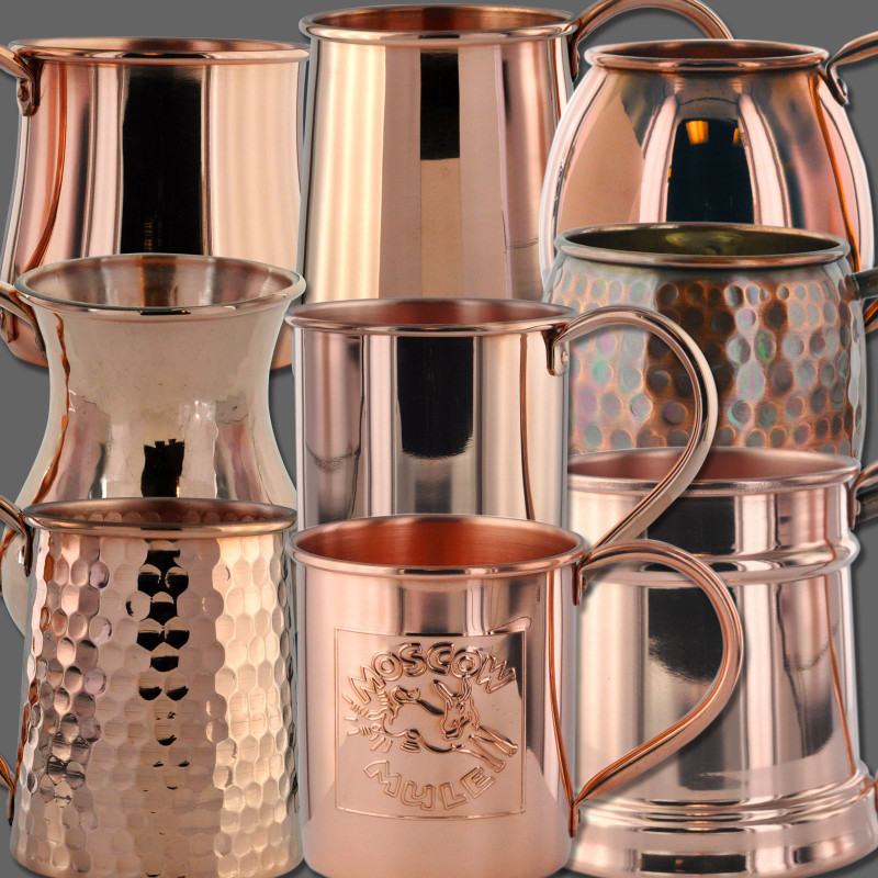 Why Copper Mugs?
