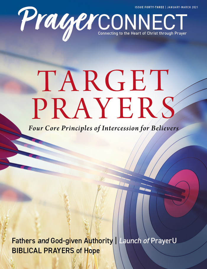 Prayer Connect Issue 43 - Target Prayers