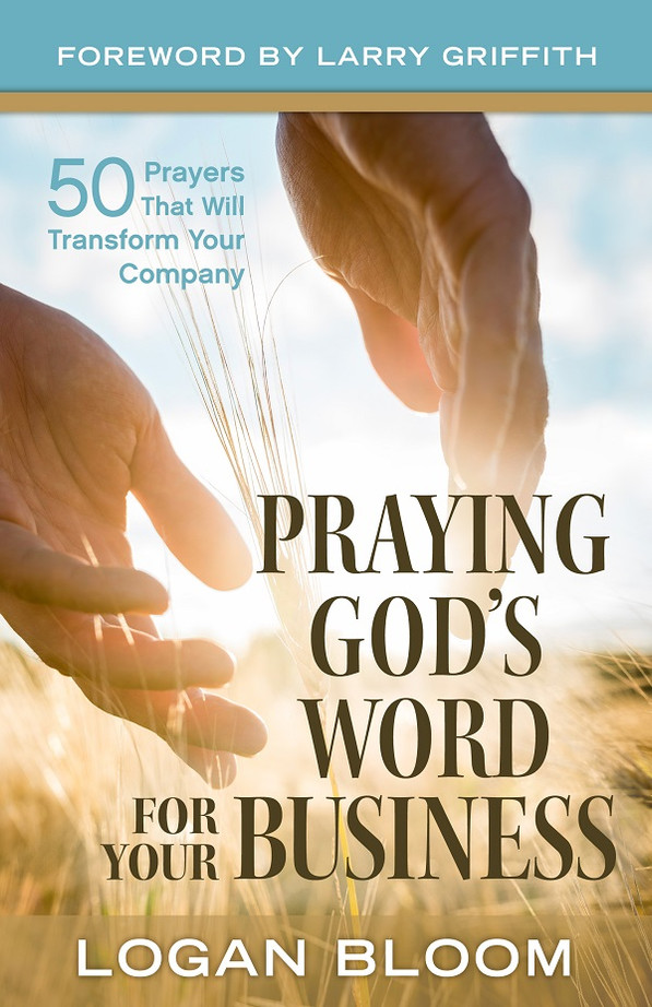 Cover of Praying God's Word for Your Business