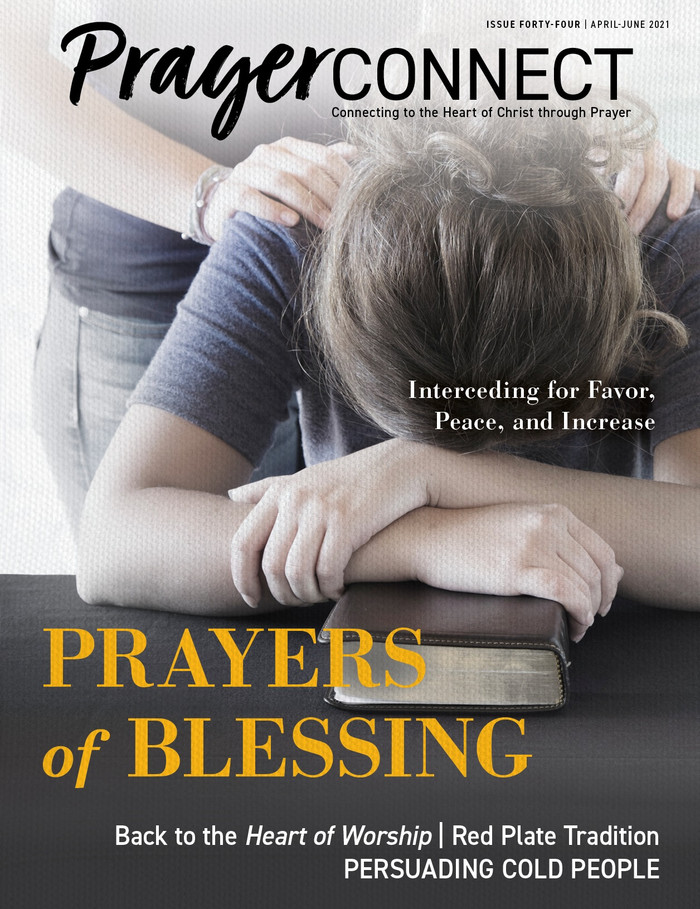 Prayers of Blessing: Interceding for Favor, Peace, and Increase
