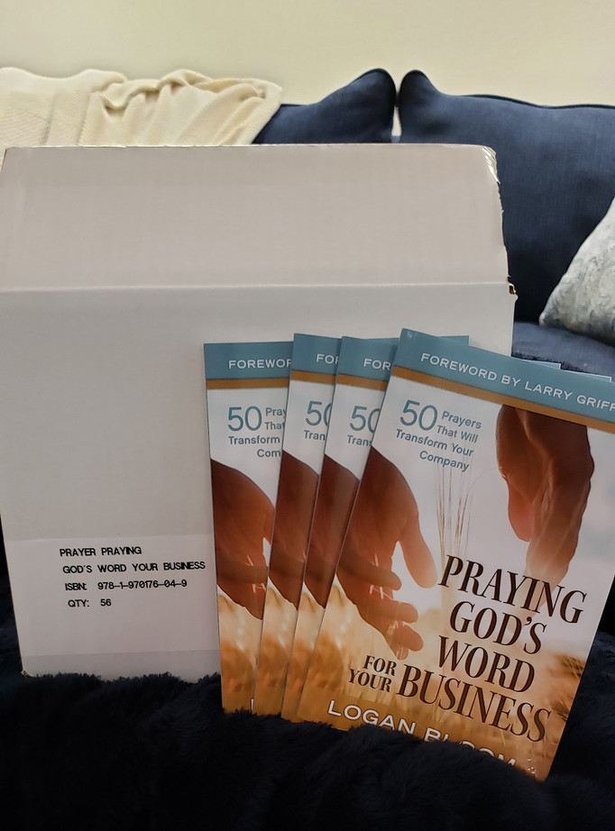 Case of Praying God's Word for Your Business
