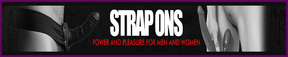 Strap On - Vibrators, Dongs & Plugs (120)