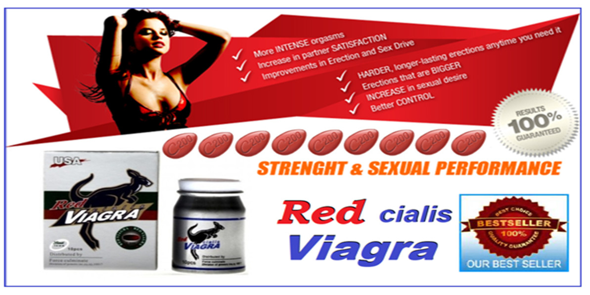 Erection Dysfunction Pills Information Expertise (Not For Sale) ​Red Cialis Viagra Tadalafil 200mg Tablets Made in USA