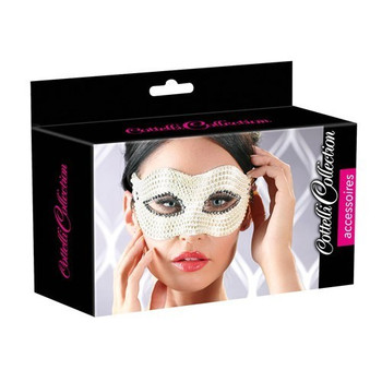 Cottelli Eyemask with Pearls