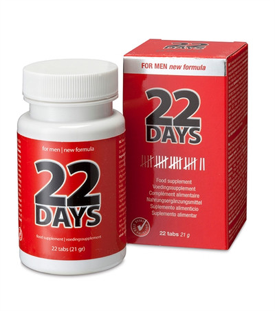 22 days Penis Extension 22tabs