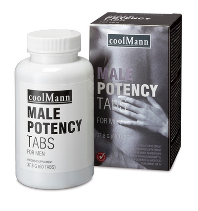 CoolMan Potency 60tabs