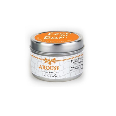 Love on The run Massage Candle Arouse 50ml