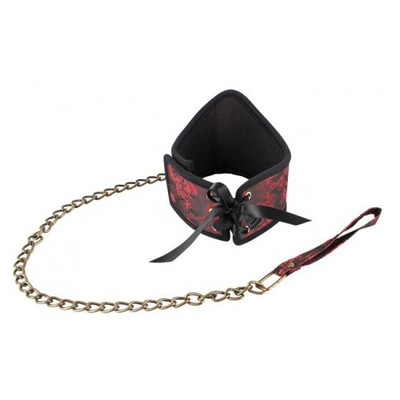 Asian Style Choker with Leash