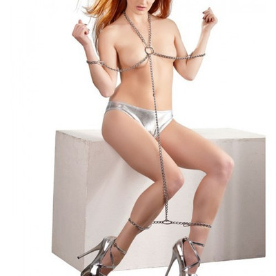 Bad Kitty All-over Restraints