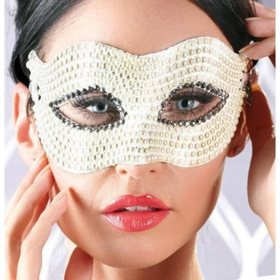 Cottelli Eyemask with Pearls