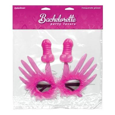 Bachelorette Party Favors Masquerade Glasses