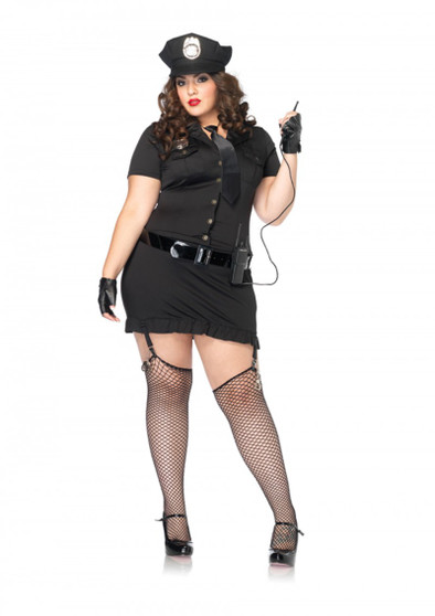 Dirty Cop Plus Size