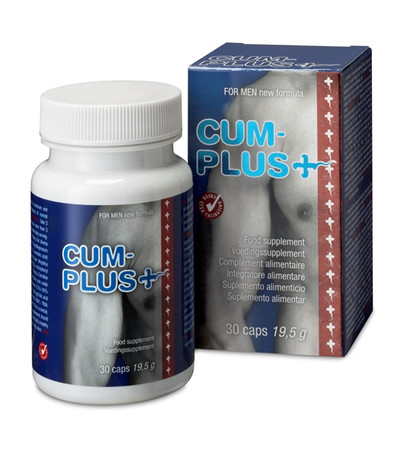 CumPlus + Erection 30tabs
