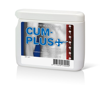 CumPlus + Erection Mailpack 30tabs