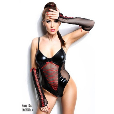Black Rose Evelyne Body ( (Buy Here Save €7)