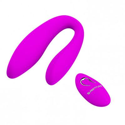 Pretty Love Letitia Remote Couples Vibrator