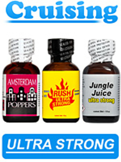 POPPERS 3pcs X 30ml (Special Offer) 18