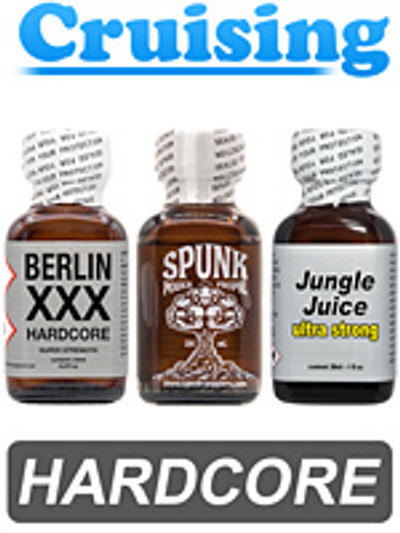 POPPERS 3pcs X 30ml (Special Offer) 17