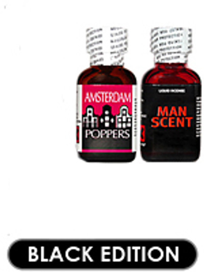 Black Edition POPPERS 2pcs X 30ml (Special Offer) 9