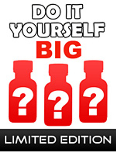 Do-It-Your Self POPPERS 3pcs X 30ml (Special Offer) 2