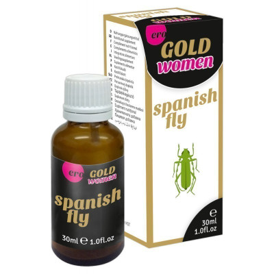 Hot Spanish Fly Gold Woman Drops 30ml