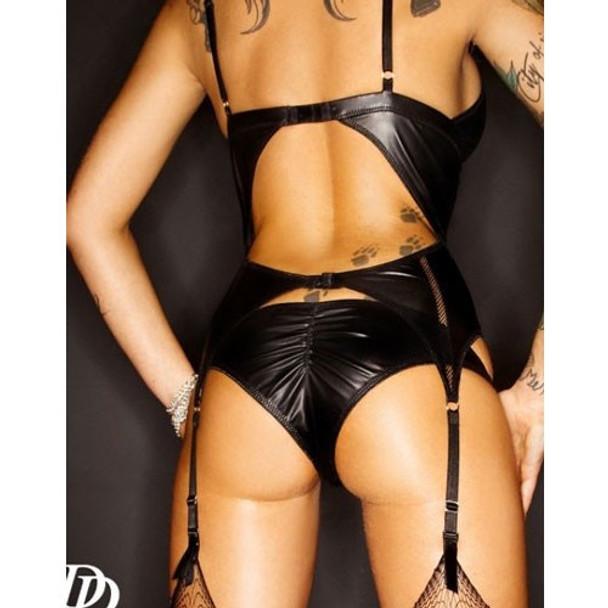 Dark Desire Elvire Corset Set  (Buy Here Save €10)