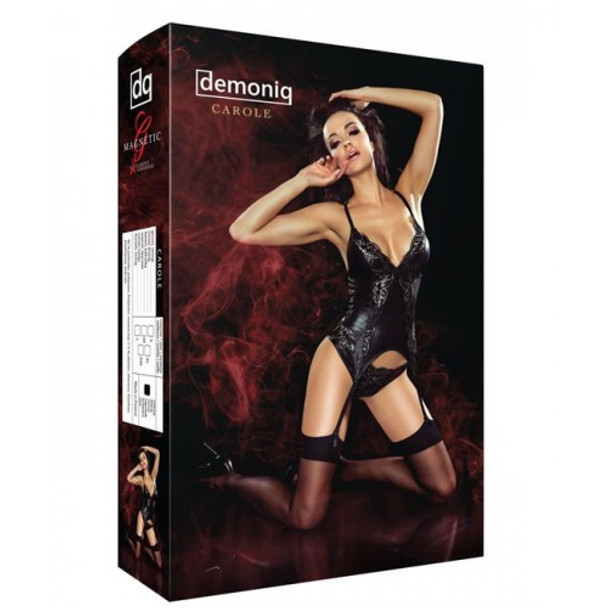Demoniq Carole Corset Set  (Buy Here Save €14)