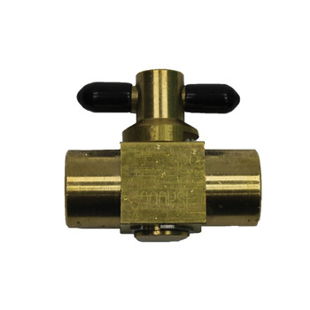 "BALL VALVE - CIRCLE SEAL - SOL. HOSE - 1/4"" NPT"