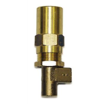 SAFETY RELIEF VALVE - PRESSURE REGULATOR  - SUTTNER - 3600 PSI