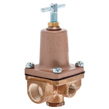 "PRESSURE REGULATOR VALVE - 1/2"", WATT"