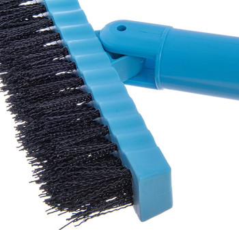 GROUT BRUSH - FILTRATION LINE - LIGHT BLUE -7.5""