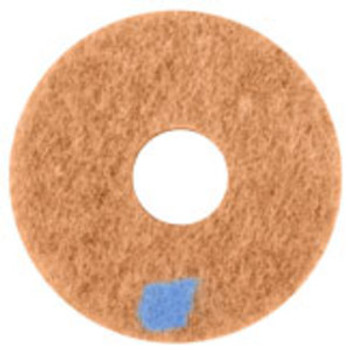 "SPINERGY STONE POLISHING PAD - 17"" - 3000 GRIT - BLUE"