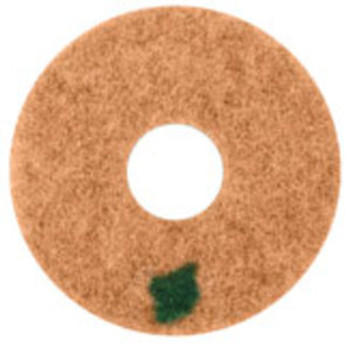 "SPINERGY STONE POLISHING PAD - 17"" - 11000 GRIT - GREEN"