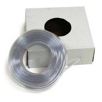 "PER FOOT - CLEAR PVC TUBING - 1/4"" - NYLON - PER FOOT - SEE NOTE **"