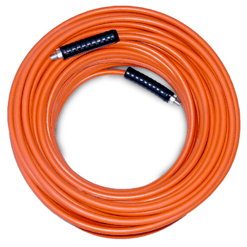 "HOSE - SYNFLEX SOL. - 1/4"" - PER FT - ORANGE - SEE NOTE **"