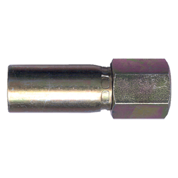 "HOSE END - 1/8"" HOSE X 1/8"" FPT"