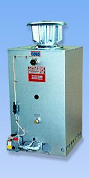 GAS WATER HEATER - COIL - 3 HT - W/ COPPER SURCHARGES