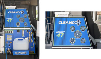 CP 47 - HEAT MAX PTI - INSTALLED, CLEANCO