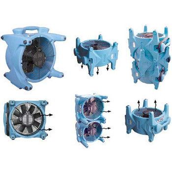 ACE AXIAL TURBO DRYER, AIRMOVER/FAN, DRIEAZ