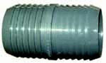 "HOSE CONNECTOR - INSERT COUPLING - 2"" - PVC"