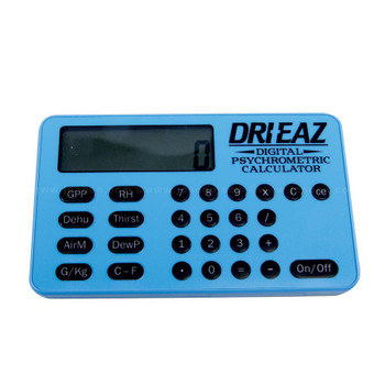 PSYCHOMETRIC CALCULATOR - DIGITAL, DRIEAZ>>>DISCONTINUED