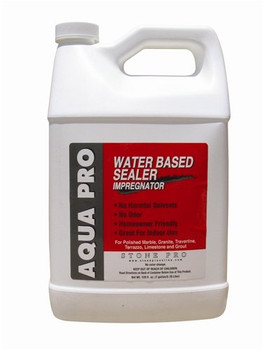AQUA PRO WATER BASED SEALER - GAL, STONEPRO